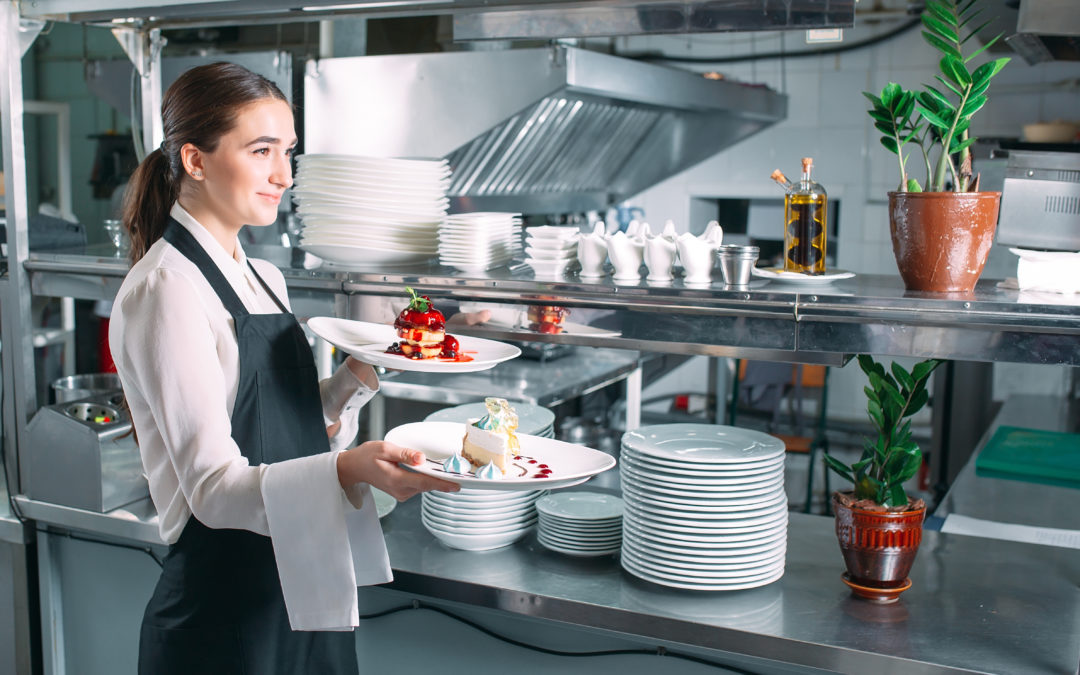 Waiter and Silver Service Training
