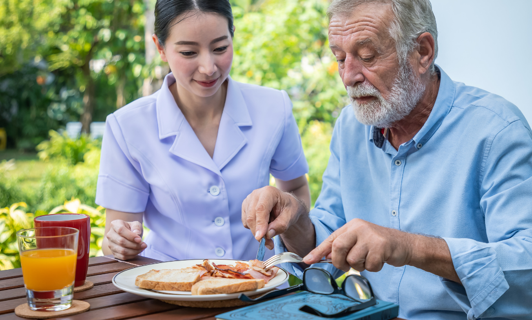 Nutrition and Feeding in Care Homes